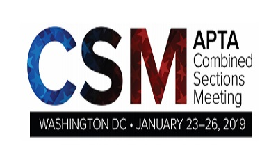 CSM APTA Combined Sections Meeting